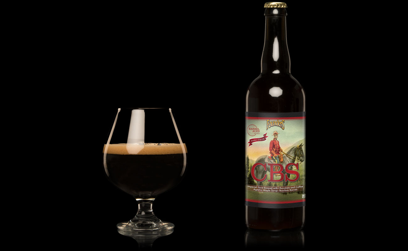 Founder's Canadian Breakfast Stout