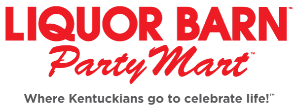 Liquor Barn Party Mart, Where Kentuckians go to Celebrate Life. Logo