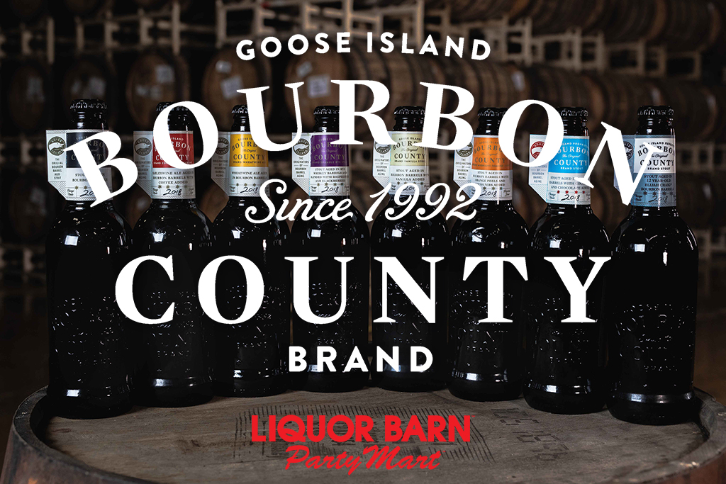 Bourbon County Brand Stout Release