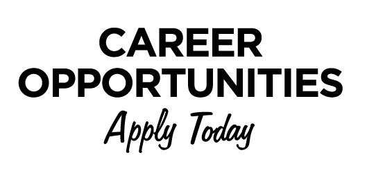 Career opportunities apply today