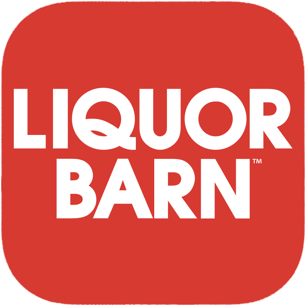 liquor barn icon red