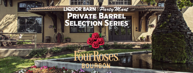 Four Roses Barrel Selection