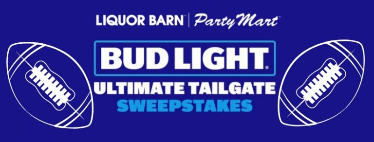 Bud Light Ultimate Tailgate Contest